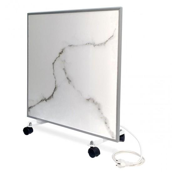 Керамический обогреватель Ecoteplo AIR 1000 EL белый мрамор