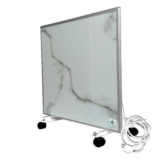Керамический обогреватель Ecoteplo AIR 750 МЕ белый мрамор