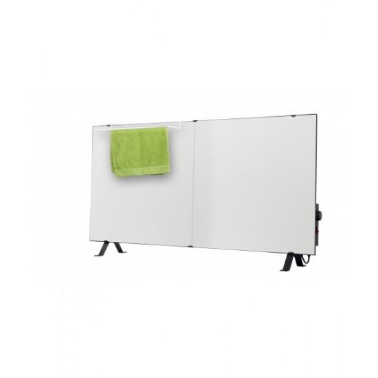 Керамический обогреватель ENSA CR1000T - White с терморегулятором