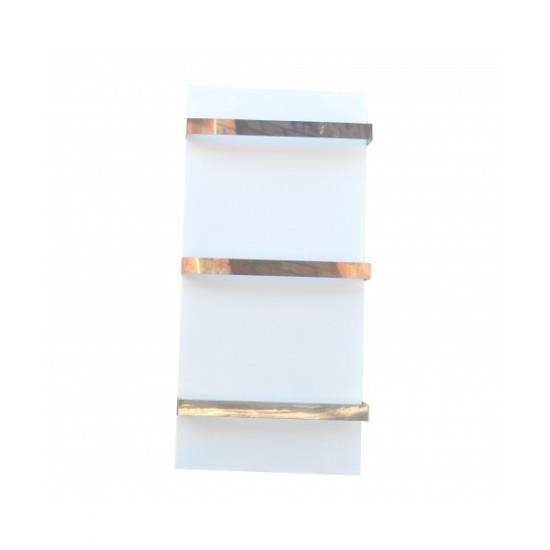 Полотенцесушитель панельный металлический OPTILUX 330 HВ